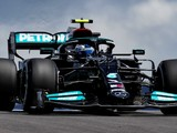 Bottas fronts opening practice session in Portugal