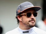 Alonso completes first Daytona practice session