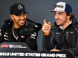 Fernando Alonso: Lewis Hamilton is one of the greatest of all time