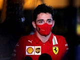 Third in championship a big ask, admits Leclerc