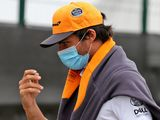 Sainz 'far from happy' as PU issue causes DNS