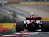 Suspension caused Charles Leclerc's Sauber gearbox problem