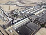 Russell relishing 'bonkers' Bahrain Outer Track
