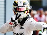 Lewis Hamilton beats Nico Rosberg to pole by 0.5s at Monza