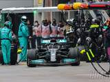 How the Mercedes F1 pit call that angered Hamilton played out