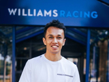 Williams hoping for early Albon release from Red Bull