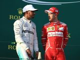 Hamilton to let driving do the talking rather than speak to Vettel