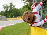 Canadian Grand Prix unveils giant groundhog mascot