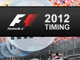Now Available: F1 Live Timing App