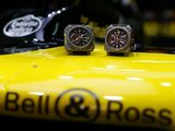 Watchmaker Bell & Ross Show Faith in Renault with Three R.S.18-Inspired Chronographs