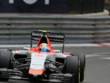Merhi disappointed after Monaco FP2 crash