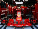 Vettel fastest in Ferrari dominated FP3