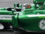 Caterham performs below own expectations