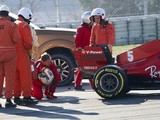 Ferrari identifies cause of F1 testing engine failure at Barcelona