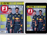 F1 Racing magazine upgraded for 2017 season