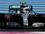 P3: Bottas edges out Hamilton