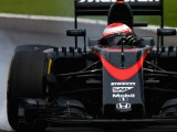 Speed of leaders at Interlagos 'scary' - Jenson Button