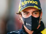 Alonso has surgery on broken jaw after cycling crash