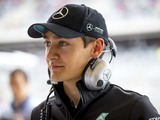 Russell hopeful Mercedes will give youth a chance