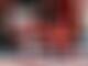 Ferrari use first day to verify aerodynamics