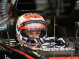 "Jenson Button: ""You've just got to stay positive"""