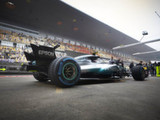 Chinese GP: Practice notes - Mercedes