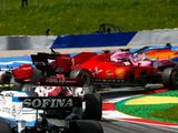 Vettel: No space for Leclerc's 'surprise' overtake