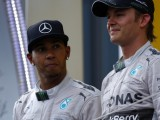 Rosberg: We don't share everything