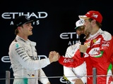 Vettel applauds deserved champion Rosberg