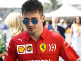 Leclerc: Sim racing good for 'mental strength' but it's 'not the same' as reality