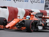 Alonso celebrates 12th like a pole position in Canada