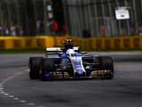 Australian GP qualifying showing surprised F1 debutant Giovinazzi