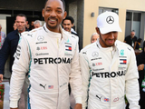 Will Smith's production company strike deal to bring A-listers to F1
