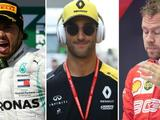 F1's winners and losers so far this season - Palmer column