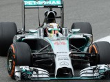 Hamilton makes fast start at Monza in FP1