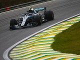 Brazilian Grand Prix practice: Valtteri Bottas leads Mercedes one-two