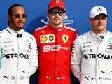Leclerc on pole amid qualifying chaos