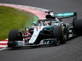 FP1: Hamilton off to strong start at Suzuka