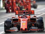 "Ferrari ""quite relaxed"" about Leclerc fuel investigation"