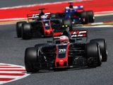 Magnussen happy to have 'quick' Grosjean as 2017 team-mate