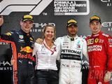 Symonds surprised how long it took for teams to catch Mercedes
