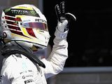 Lewis Hamilton 'positive' start issues are over