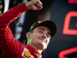 Leclerc: Monza win made me finally feel like a Ferrari driver