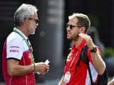 Ferrari Formula 1 team summoned over Vettel penalty review request