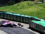 Esteban Ocon left frustrated after suffering first F1 retirement
