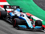 Russell proud of Williams despite FW42 farce