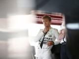 Rosberg given reprimand for pit entry breach