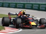 Verstappen Sets The Pace In First Practice In Canada