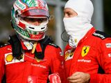 Vettel sympathises with Leclerc: 'I see myself in him'