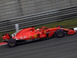 Formula 1: Vettel tops final practice as Red Bull hits trouble